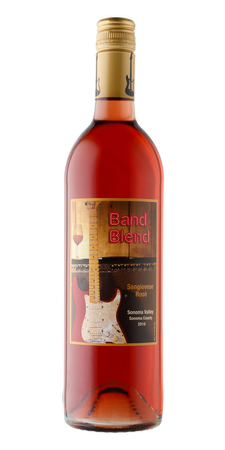 2016 Band Blend Rose