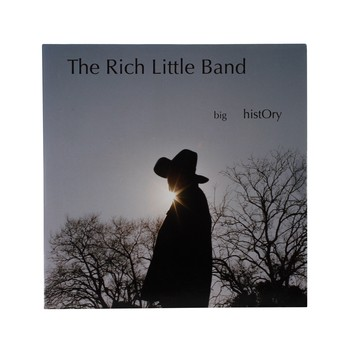 Rich Little Band CD Image